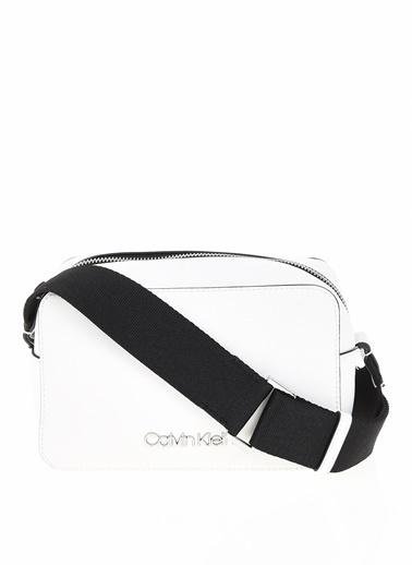Calvin Klein Messenger / Askılı Çanta Beyaz